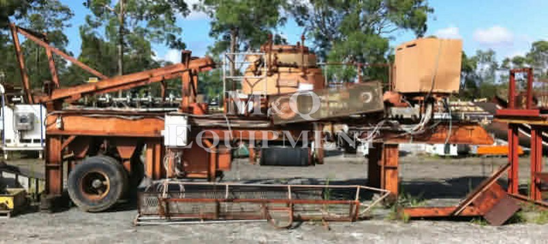 "39"" / Kemco / Tertiary Crushing Plant"