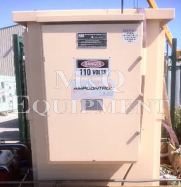 22 KV / ABB / Metering Panel