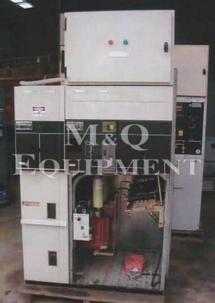 400 AMP / Merlin Gerin / Fused Contactor
