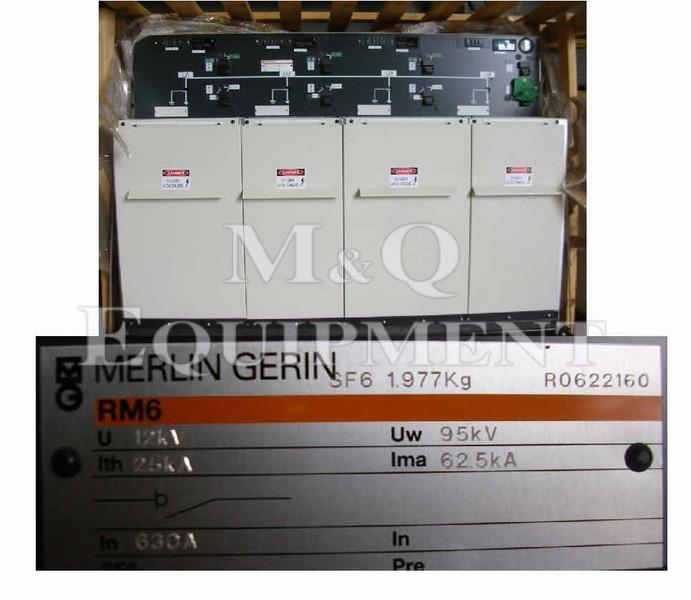 RM 6 / Merlin Gerin / Ring Main Unit