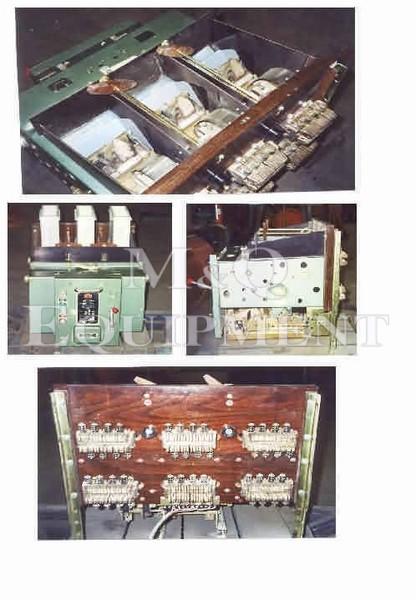 3000 AMP / Nilsen / Air Circuit Breaker