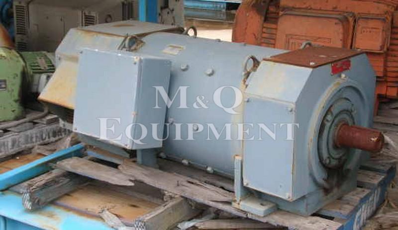 150 KW / Baldor / Gear Motor
