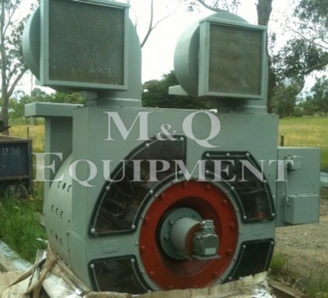 1706 KW / JOLIET / DC Motor