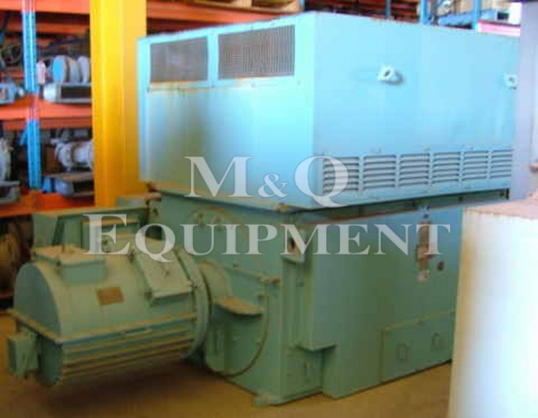 540 KW / MITSUBISHI / Electric Motor