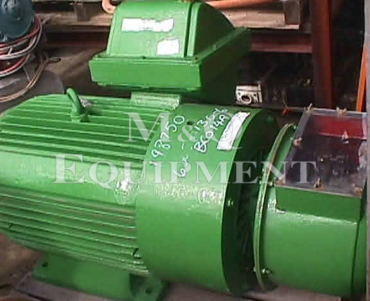 110 KW / TECO / Electric Motor