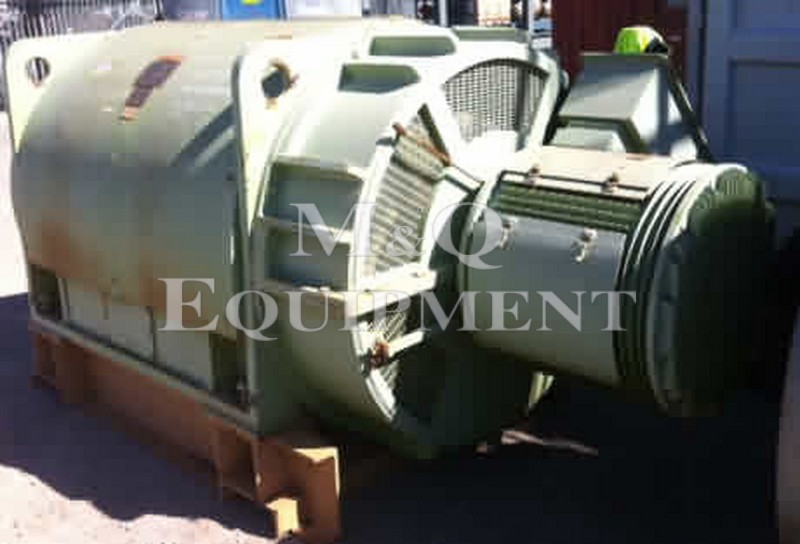 520 KW / HITACHI / Electric Motor