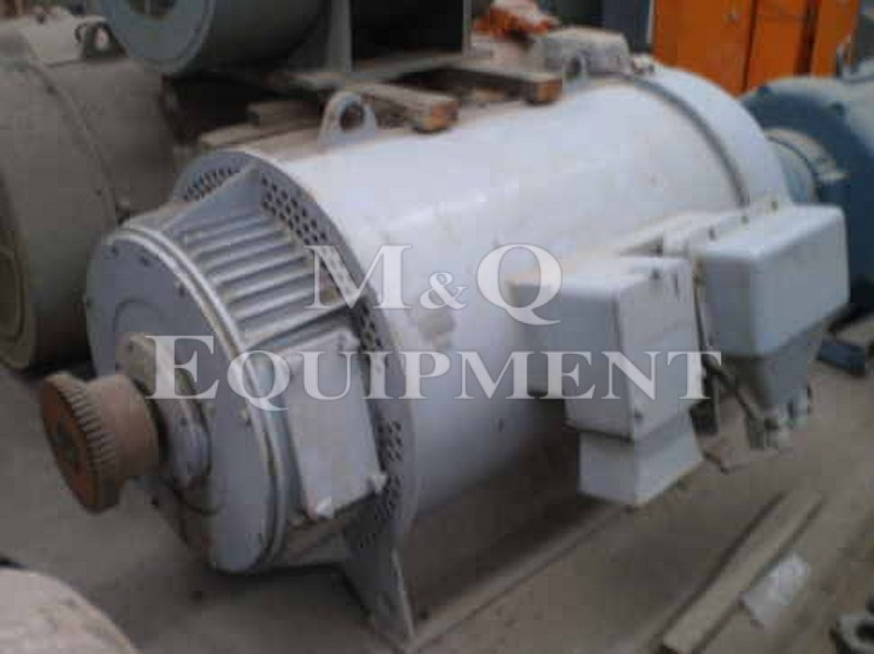 560 KW / SIEMENS / Electric Motor