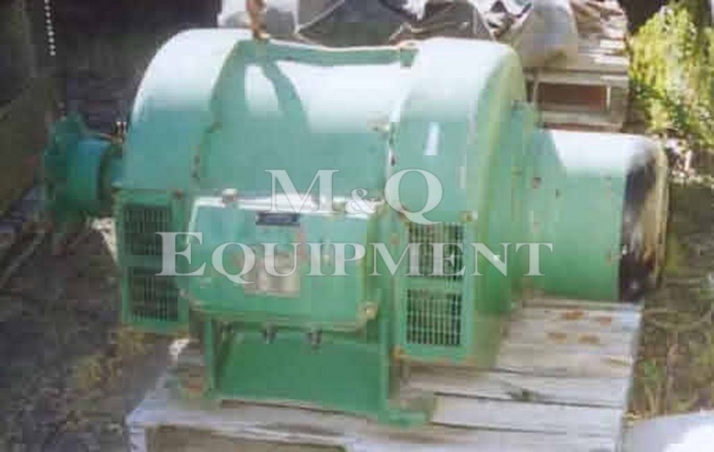 132 KW / BRUSH / Electric Motor
