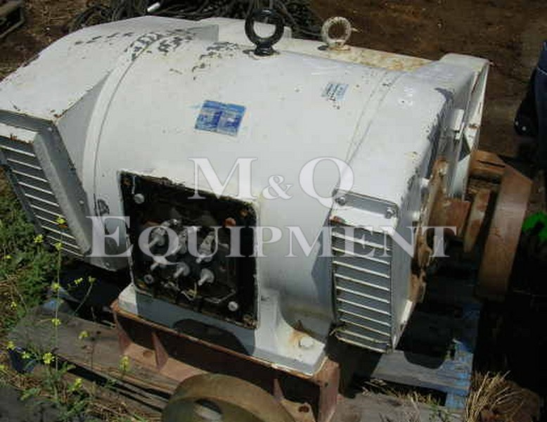 75 KW / CROMPTON PARKINSON / Electric Motor