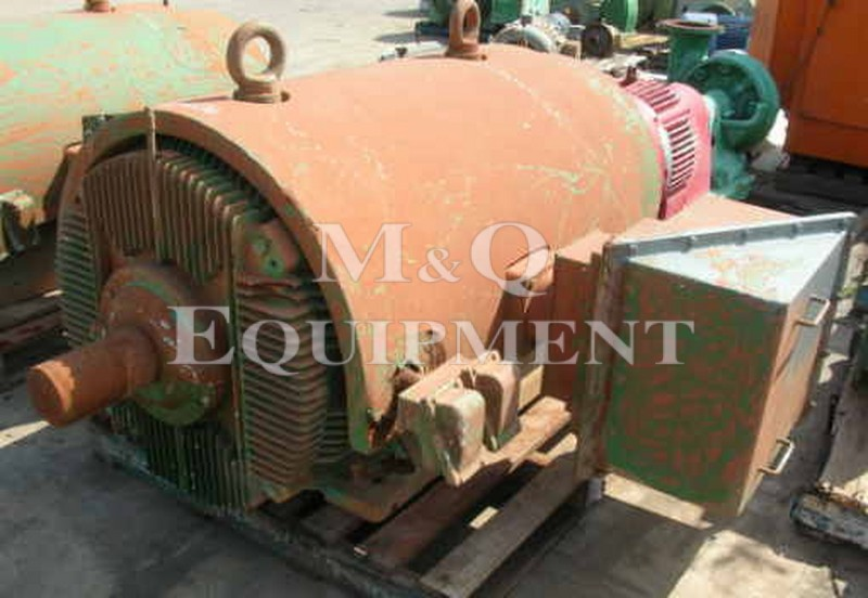 220 KW / SHINKO / Electric Motor