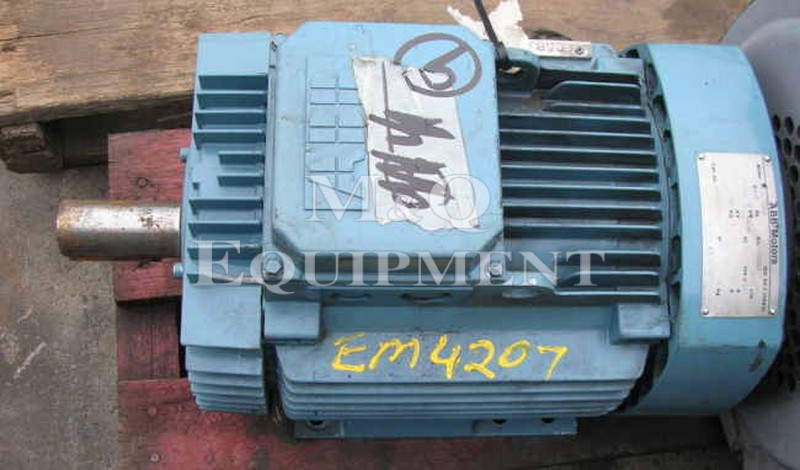4 KW / ABB / Electric Motor