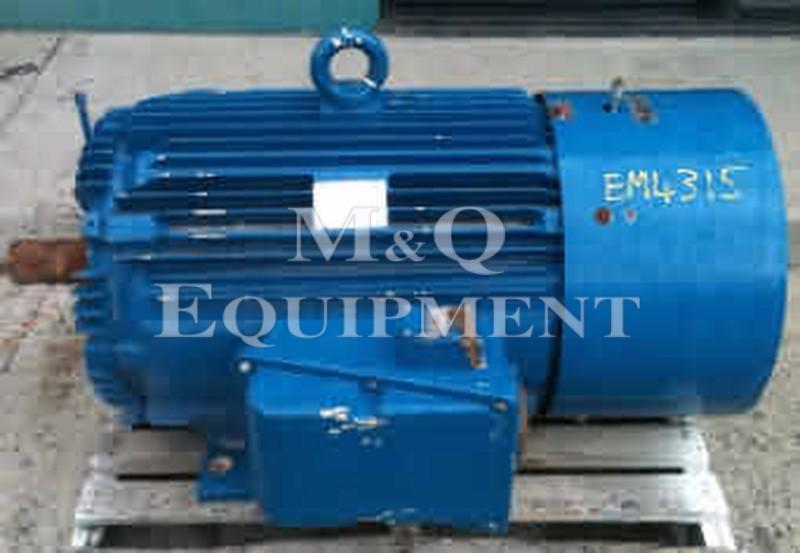 132 KW / TOSHIBA / Electric Motor