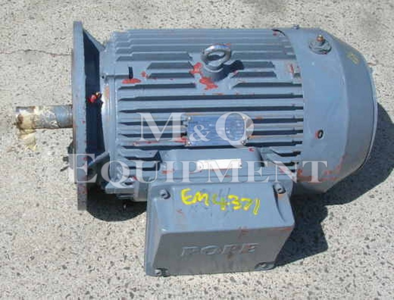 15 KW / POPE / Electric Motor