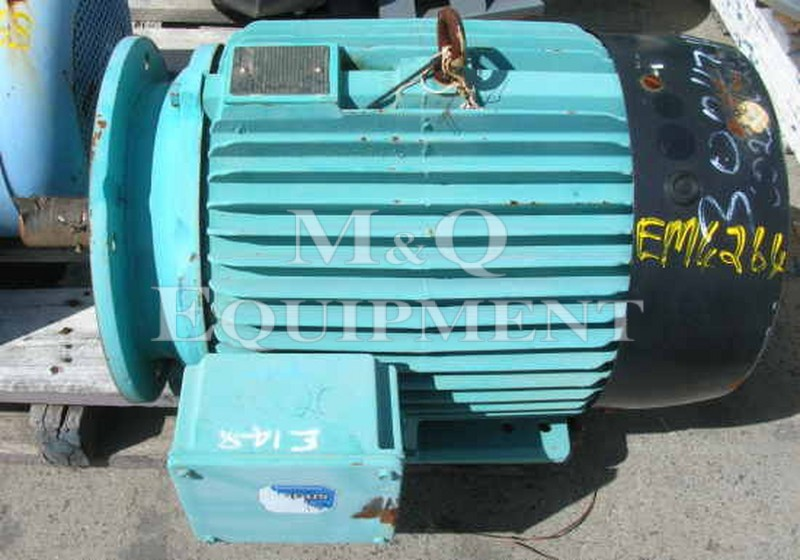 18.5 KW / BROOK HANSON / Electric Motor