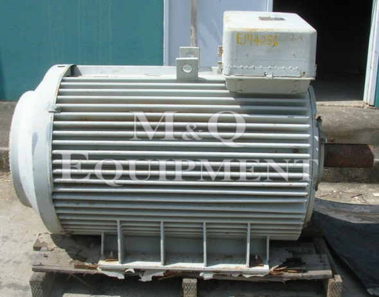 250 KW / ASEA / Electric Motor
