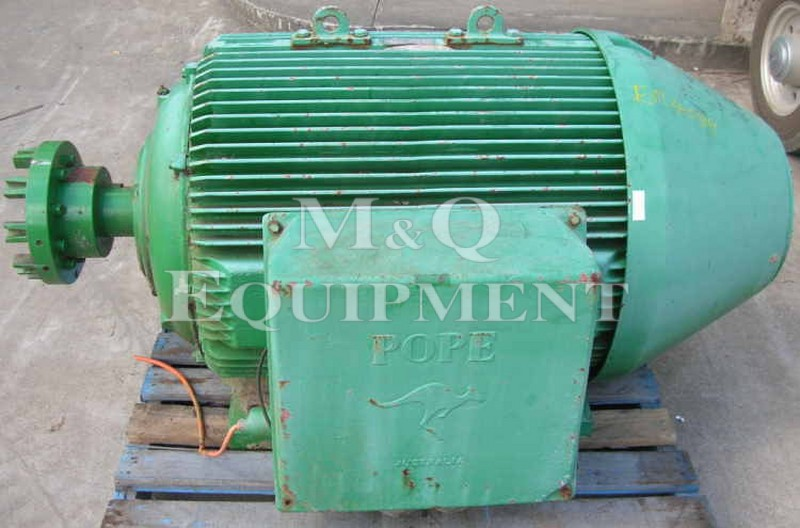 280 KW / POPE / Electric Motor