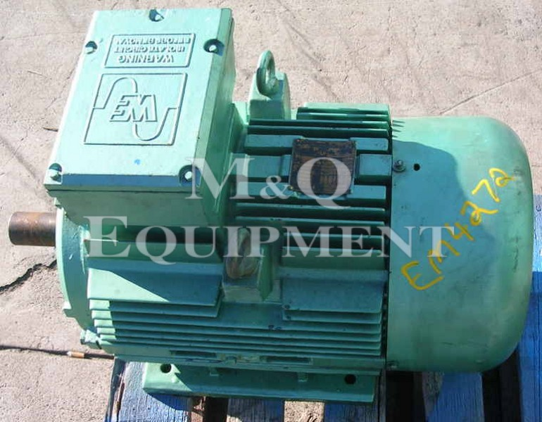 30 KW / WESTERN ELECTRIC / Electric Motor
