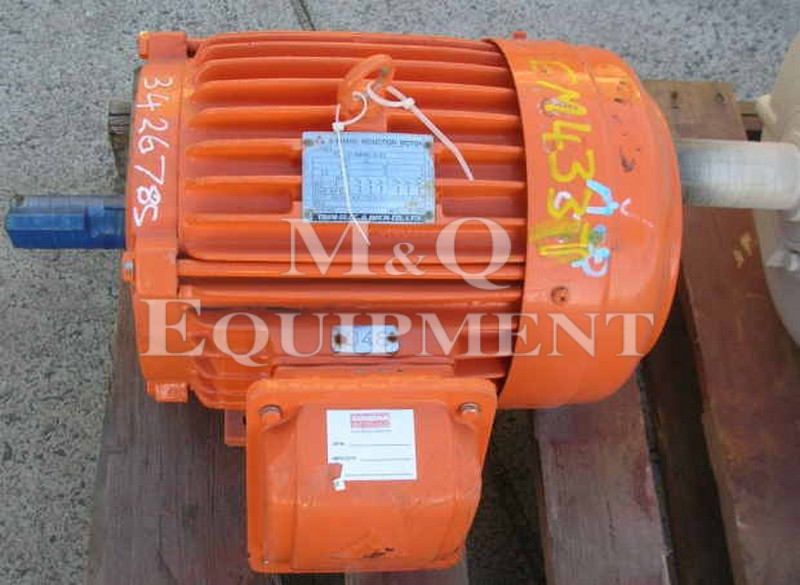 5.5 KW / TECO / Electric Motor