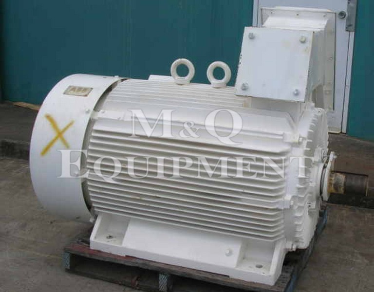 600 KW / ABB / Electric Motor