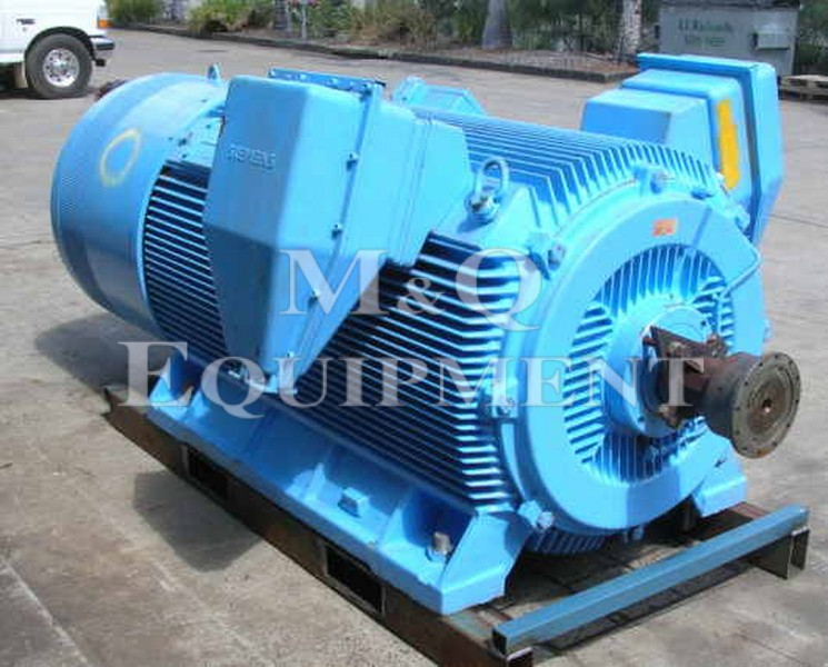 760 KW / SIEMENS / Electric Motor
