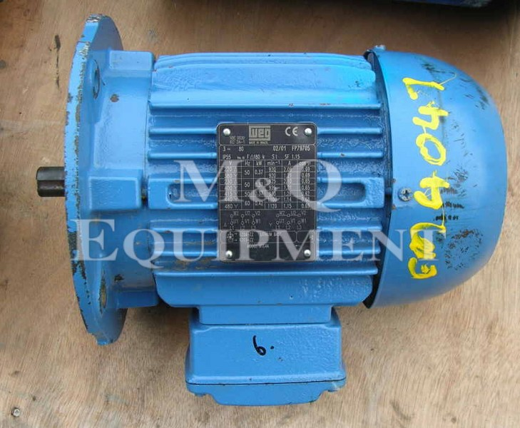 .37 KW / WEG / Electric Motor