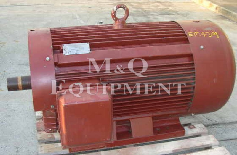160 KW / CMG / Electric Motor