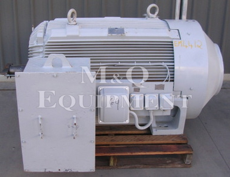 355 KW / TECO / Electric Motor