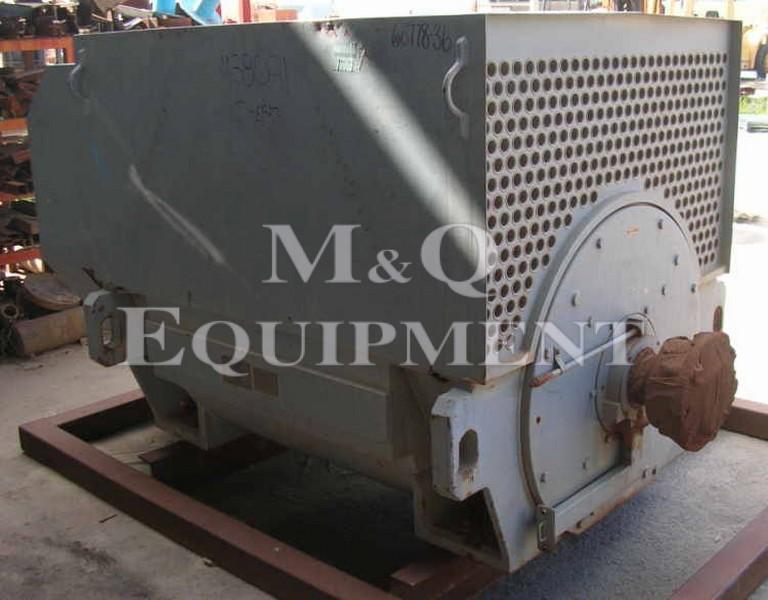 410 KW / TOSHIBA / Electric Motor