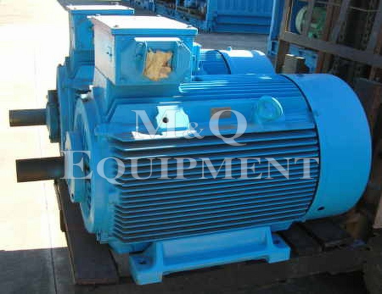 90 KW / SIEMENS / Electric Motor