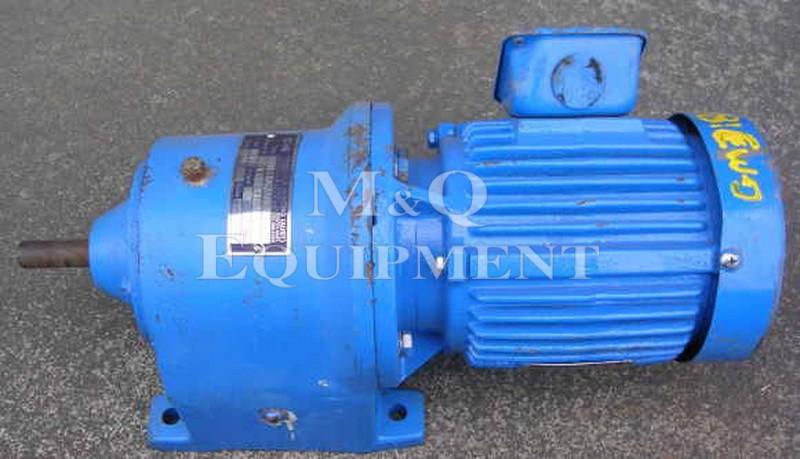 .18 KW / C & H / Gear Motor