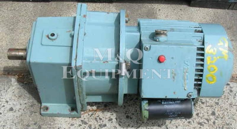 .37 KW / ASEA / Gear Motor