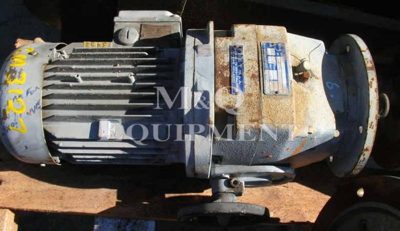 1.1 KW / Stober / Gear Motor