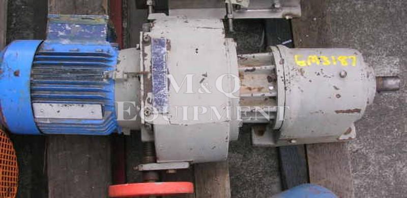 1.5 KW / C & H / Gear Motor