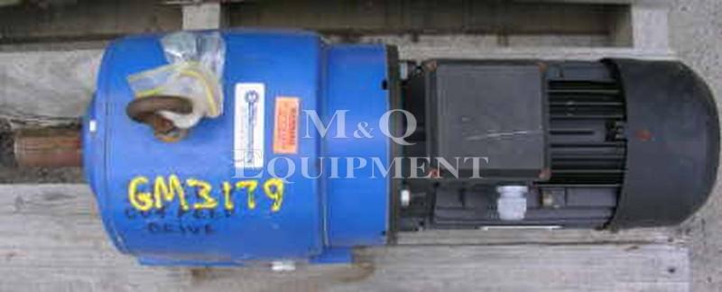 1.5 KW / STM / Gear Motor