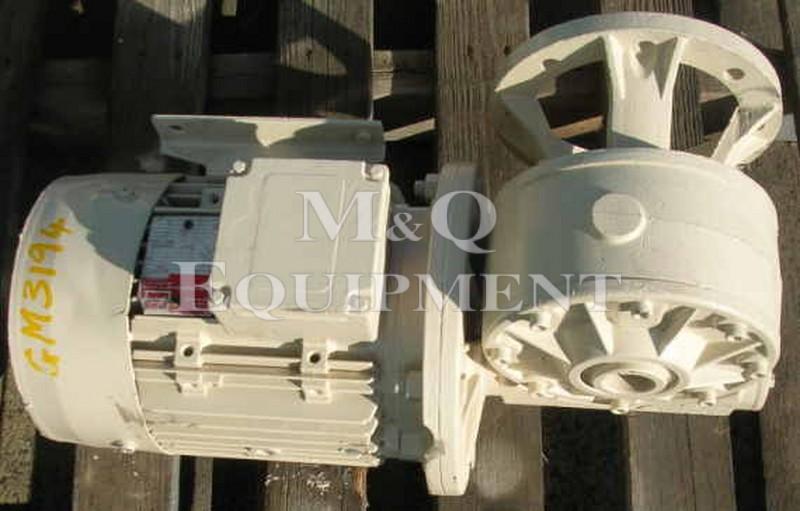 2.2 KW / Brook/Bonfig / Gear Motor