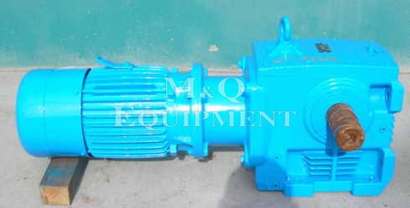 4 KW / C & H / Gear Motor