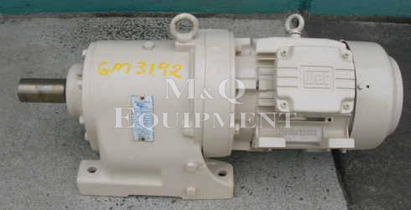 4 KW / Weg / G & W / Gear Motor