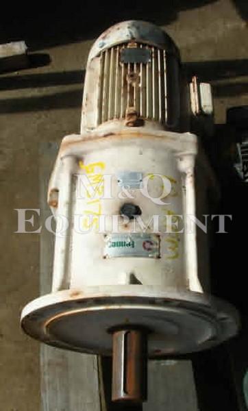 5.5 KW / Fenner / Gear Motor