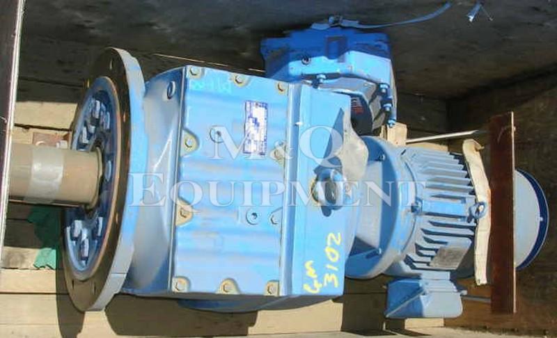7.5 KW / Sardik / Gear Motor