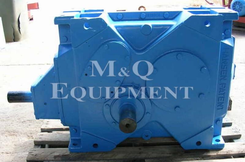 218 KW / Hansen / Gear Box