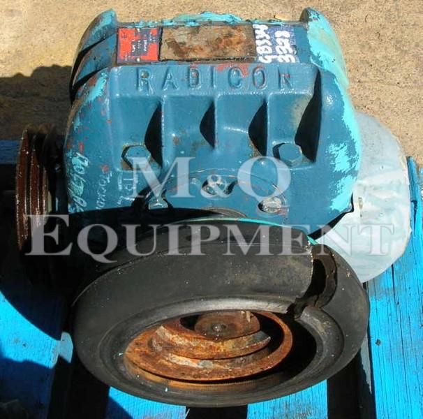 """5"""" / Raddicon / Gear Box"""