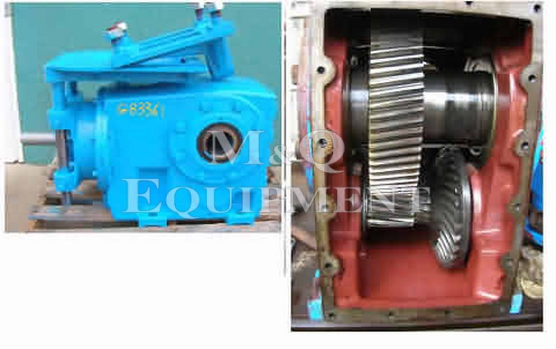 55 KW / Flender / Gear Box