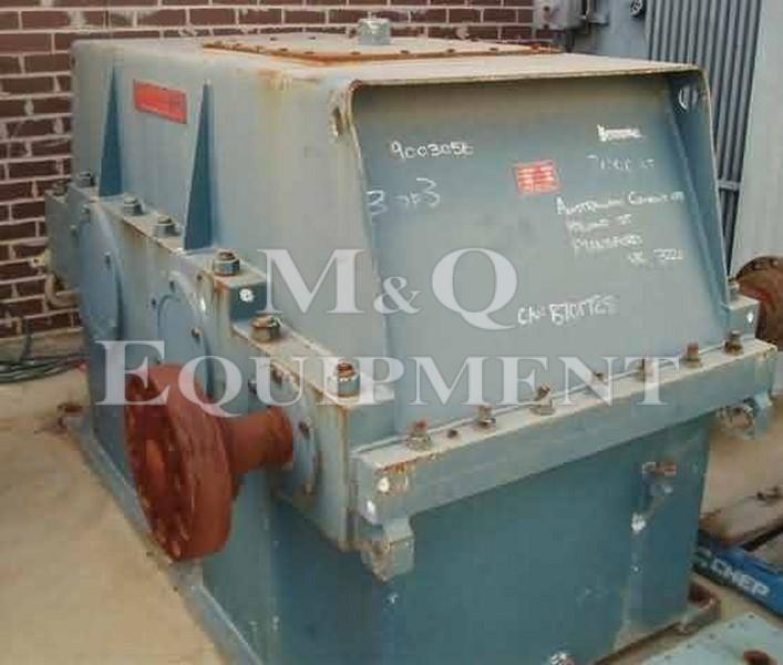 638 KW / David Brown / Gear Box
