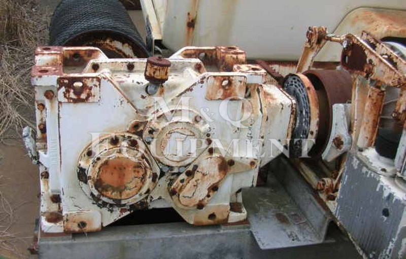85 KW / Hansen / Gear Box