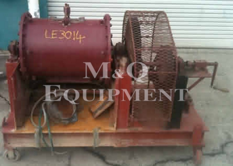500 x 700 / Lab Ball Mill