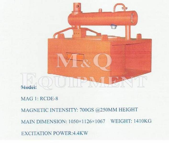 800 / M & Q / Electro Magnet