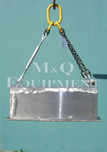 600 BELT / M & Q / Tramp Magnet