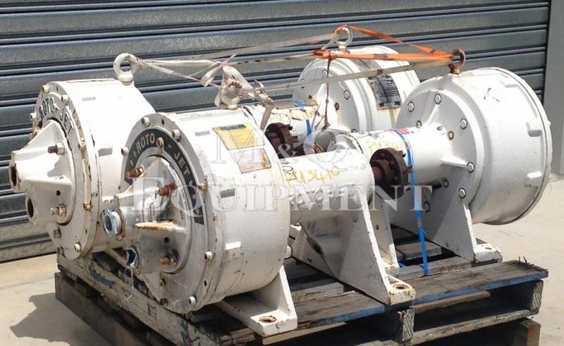 2 x 2 / Weir Roto-Jet / Pump