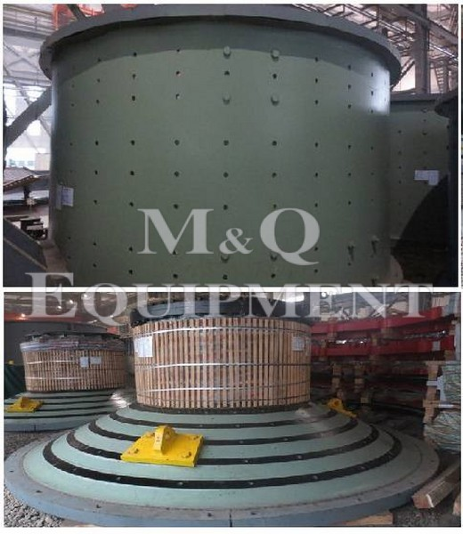 6200 x 9500 / Citic / Ball Mill