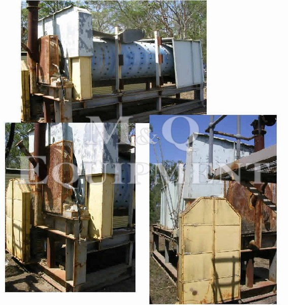 1200 x 4800 / Clyde Caruthers / Ball Mill